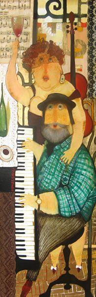 Music Lesson - Otar Imerlishvili