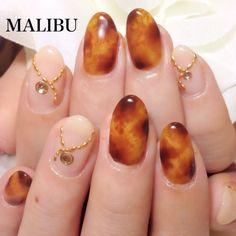 べっ甲ネイル♪ の画像 恵比寿プライベートネイルサロンMALIBU Marble Art, Autumn Nails, Crystal Nails, Nail Games, Beautiful Nail Designs, Nail Stickers, Trendy Nails, Nails Inspiration, You Nailed It