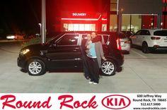 https://flic.kr/p/D59XPp   Happy Anniversary to Tia  on your #Kia #Soul from Roberto Nieto at Round Rock Kia!   deliverymaxx.com/DealerReviews.aspx?DealerCode=K449