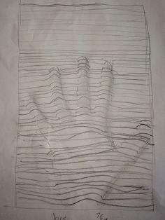 Joris -Hand - Bleistift