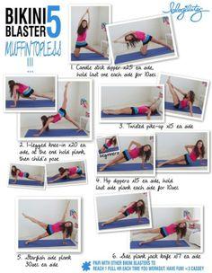 BB5 Butt Lift Workout!