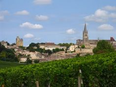 St. Emilion, France.  http://www.worldheritagesite.org/sites/saintemilion.html