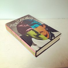 Vintage 1968 Book THE BEATLES  The Authorized Biography by H. Davies. Listed on etsy by surfbeaver, $15.00