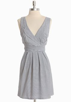 Blow Me A Kiss Striped Dress | Modern Vintage Dresses... Top Pick for Affordable bridesmaid dress but sold out?