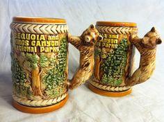 Sequoia and Kings Canyon Natl Park Mugs