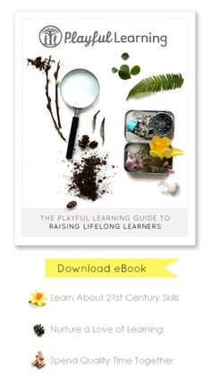{The Playful Learning Guide to Raising Lifelong Learners} *Free download