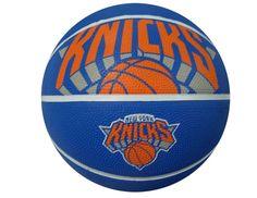 Spalding NBA New York Knicks Courtside Rubber Basketball #Spalding