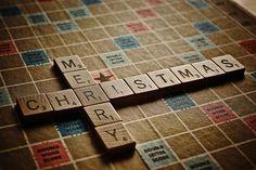 Scrabble Merry Christmas Photograph  - Scrabble Merry Christmas Fine Art Print ~  #christmas #christmascards #phonecases :)