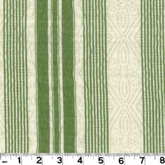 Roth and Tompkins Fabric Sundance Fern WH 0312 Roth Cotton India - H: 6 V: 3 - My Fabric Connection - Roth and Tompkins Green Bedding, Ferns, Connection, Decorating, Fabric, Decor, Tejido, Decoration, Tela