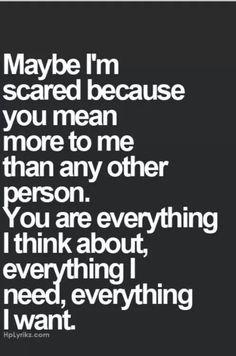 My everything!