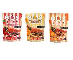 Plato EOS Grain Free Turkey Recipe Dog Treat 3 Flavor Variety Bundle 1 Turkey with Sweet Potato Treats 1 Turkey with Pumpkin Treats and 1 Turkey with Cranberries Treats 12 Oz *** Want to know more, click on the image.