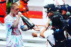 Top  @justinbieber #ジャスティンビーバー x @lewishamilton #ルイスハミルトン In #MonacoGP #teamLH #LH44 #lewishamilton #Formula1 #justinbieber #Mercedes #F1 #F1jp @mercedesamgf1