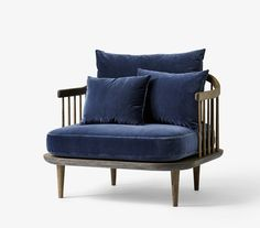 &tradition Cloud One Seater-andt_blue | mintroom.de #&tradition #mintroom