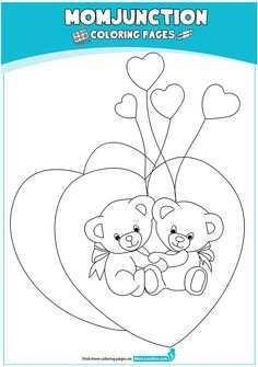 Top 18 Teddy Bear Coloring Pages Your Toddler Will Love To Color #colorningpages