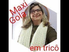 Receita Fácil de Cachecol com apenas 1 Novelo de Cupcake Maxi Tie Dye! - YouTube