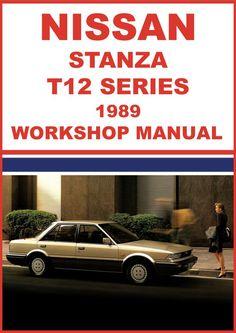 1996 nissan stanza altima u13 service manual download