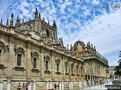 El arte gótico de Andalucía I. http://arteole.com/blog/el-arte-gotico-de-andalucia-i/