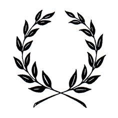 leaf crest Knee Tattoo, Leg Tattoos, I Tattoo, Tatoos, Gem Logo, Laurel Wreath Tattoo, Aggie Ring, Olive Branch Tattoo, Black And Grey Sleeve