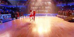 "nickcarter: "" ""Nick Carter on Dancing with the Stars - Week 11 Dance (Jive) "" """