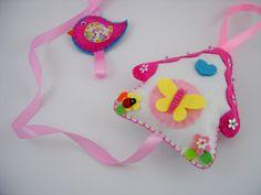 Hair clip bow holder felt hair clip headband holder ,4.7x5.1 inches house.21 inches long ribbon