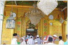 Ajmer Sharif Dargah, Ajmer. Like and Re-pin your favorite pins. Get great deals for you trip to Ajmer only on www.tripcrafters.com (Pic by by flickr user AjmerDargah) #Ajmer | #Rajasthan | #Dargah