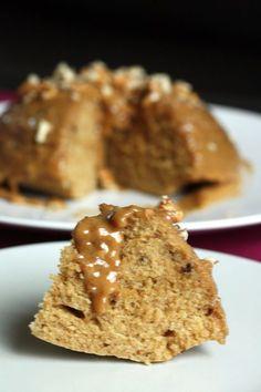 Gâteau au café express au micro-ondes