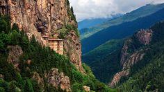 Bir Karadeniz güzeli: Trabzon