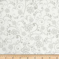 Get Back! Floral Swirl Gray/White Fabric By The Yard Sant... https://www.amazon.com/dp/B00OAK9OFI/ref=cm_sw_r_pi_dp_x_XirCybJ6Q2PVC