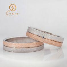 Engagement Rings Couple, Couple Rings, Bangles, Bracelets, Diamond Wedding Rings, Our Wedding, Gold Rings, Aur, Bride