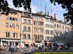 Place du Bourg-de-Four......Geneva, Switzerland