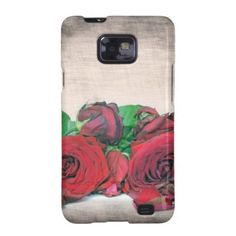 Roses Galaxy SII Covers  #Roses #Flower #Mobile #Samsung