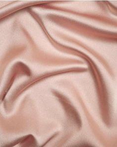 Liquid Satin Fabric | Blush Pink | Truro Fabrics