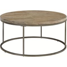 Casana Furniture Company Alana Round Coffee Table & Reviews | Wayfair