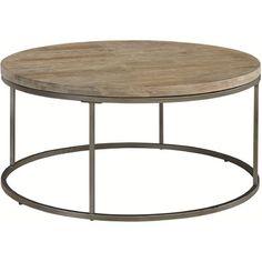 Casana Furniture Company Alana Round Coffee Table & Reviews | Wayfair