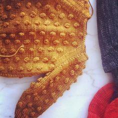 @ Mishaandpuff LOVE!!! popcorn sweater in nutmeg   misha and puff f/w 13