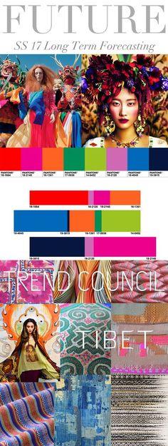 SS 2017 Color Trend / Kerstin Tomancok / Farb-,Typ-,  Stil & Imageberatung
