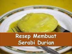 Resep dan Cara Membuat Kue Serabi Durian #NyokMasak http://youtu.be/ILMIfnJU2AQ