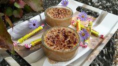 Crème brûlée aux carambars au cookeo - Les recettes de sandrine au companion ou pas