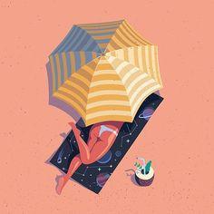 By { @lenalaballena } . Tag #designarf to featured! . #design #designer #amazing #graphicdesign #graphic #illustration #illustrator #art #poster #instagood #artwork #vectorart #vector #beautiful #digitalart #sketch #draw #color #like #picoftheday #repost #gradient #pic #inspiration #minimal #flat #creative #icon #painting