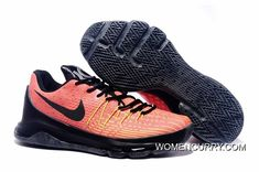 "f5f09bac80f3 ""Hunts Hill Sunrise"" Nike KD 8 Total Orange Black-Volt-Bright Crimson-Dark  Grey"