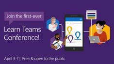 The inaugural #LTC18 is happening April 3-7! Get your team together to watch as 25+ Microsoft MVPs and #MIEExperts walk you through the ins and outs of #MicrosoftTeams, so you and your team can get the most out of it. http://msft.social/HJbC9Y    #InfoNetTrain #Microsoft #Education