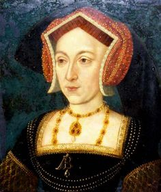 Anne Boleyn Circa1536, via Flickr.