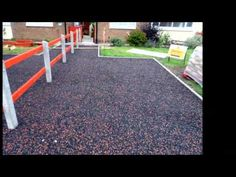 ▶ Double Driveway Sudscape Permeable Surfacing Installation - YouTube