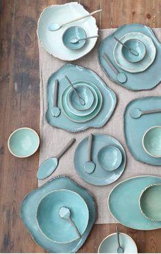 101 Besten Keramik Projekte Id – Tableware Design 2020 Pottery Plates, Ceramic Plates, Ceramic Pottery, Pottery Art, Ceramic Art, Thrown Pottery, Slab Pottery, Pottery Wheel, Pottery Studio