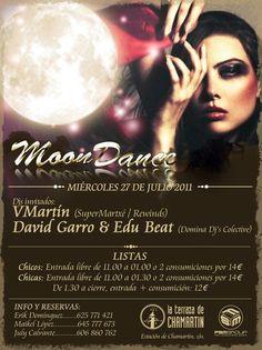Moon Dance  Estacion de Chamartin  Madrid  #SonidoVMartin