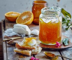 This sweet, sticky spread is a must on sunny mornings. Bright in colour and flavour, this grapefruit marmalade recipe is sure to become a favourite.