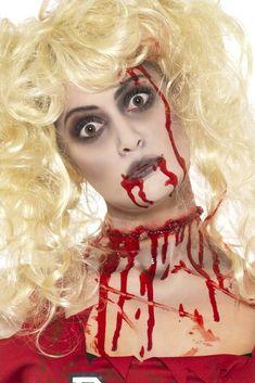 Kit de maquillaje de zombie adulto Halloween: Este kit de maquillaje adulto para…