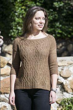 Пуловер Aviara