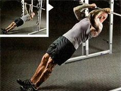 Climb the Ladder for Bigger Biceps | Grow your guns with this body weight extended set curling exercise. Jim Stoppani, Ph.D.
