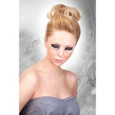 Baci Witte Glamour wimpers 555